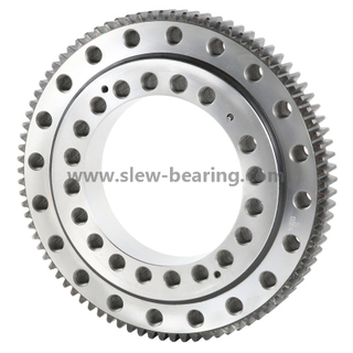Small Helical Gear Precision Slewing Bearing for Medical Equipment