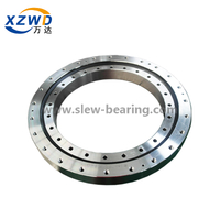 Wanda Light Type Thin Slewing Ring Bearing Replacement Bearing of Rothe Erde, Rollix, IMO, Kaydon, INA