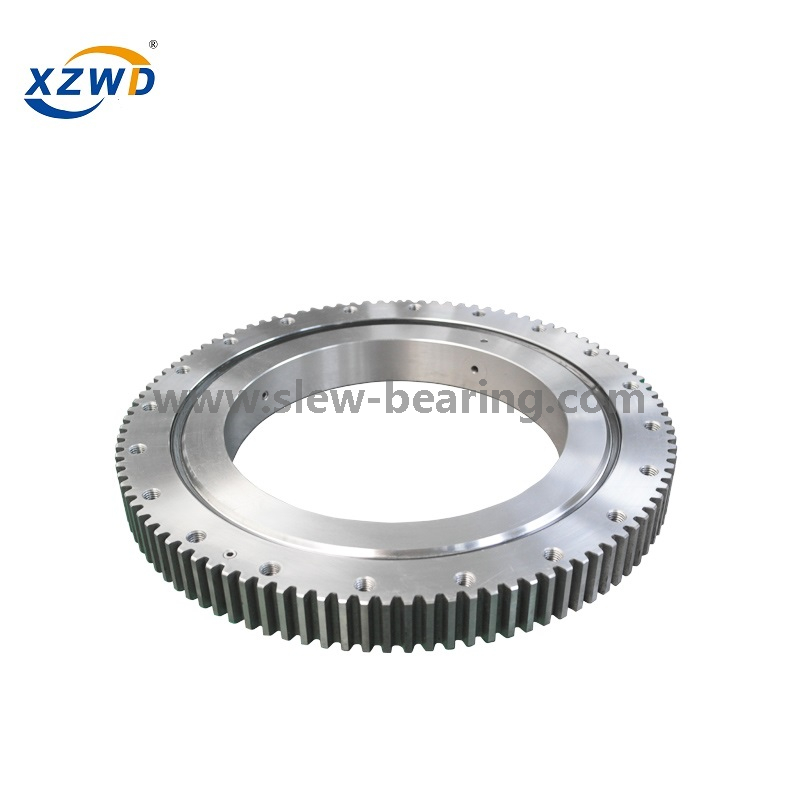 Single Row Ball Four Point Contact Ball Slewing Bearing