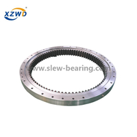 Single Row Four Point Contact Ball Slewing Bearing Manufacturer for Metallurgical Equipment