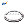 Light Type Geared Ball Slewing Bearing for Plastic Bottle Blowing Machine