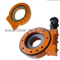 High quality WEA12 Enclosed Housing Heavy Duty Slewing Drive for Robotic Arm
