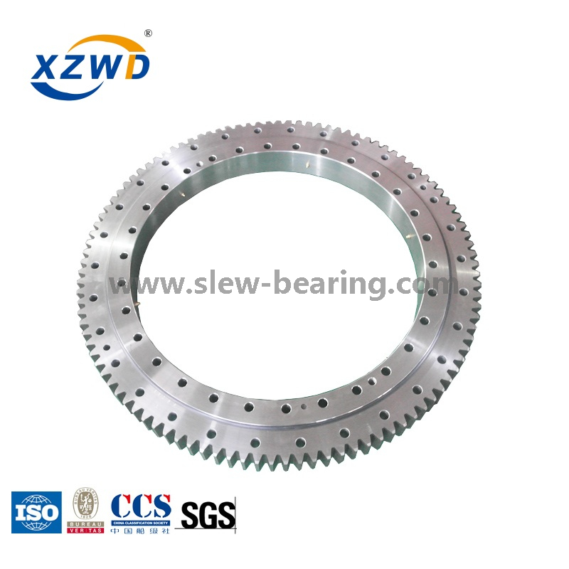 Small Diameter Slewing Ring Bearing with Internal Gear