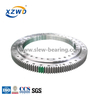 Single row Four point contact Slewing ring Bearing for ferris wheel