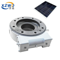 Slew Rate Control Driver And Slew Drive For Solar Tracking System