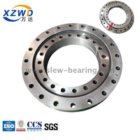 Without gear four-point contact rolling element ball bearings