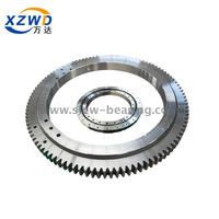 Light Type with Flange (WD-231) Rotary Conveyor Slewing Bearing with external gear