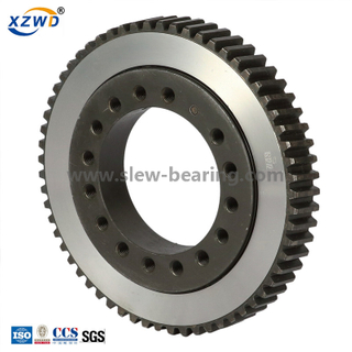 Single-Row Ball Slewing Bearings For Ladder Truck