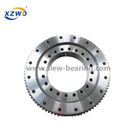 High precision cross roller slewing bearing for industrial robot