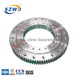 Xuzhou Wanda Light Type (WD-23) External Gear flange slewing bearing