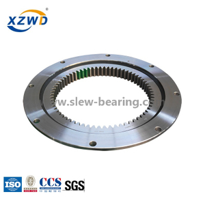 Light Flanged Type Internal Gear Slewing Ring Bearing for Conveyors