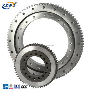External Gear Slewing Ring Bearing For Mining Shovels