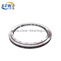 High Precision Light Slewing Ring Bearing with Internal Gear for Crane