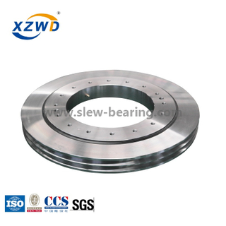 High precision small size slewing ring bearing without gear for turntable machinery