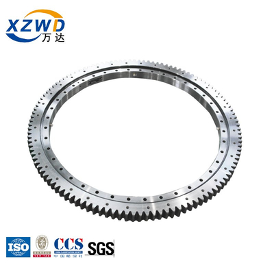 Light Type (WD-06) External Gear Slewing Bearing for Filling Machine
