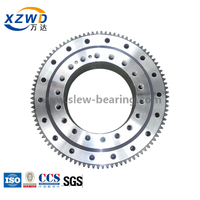 Professional Factory Price Four Point Row Slewing Bearing Rings Wholesale