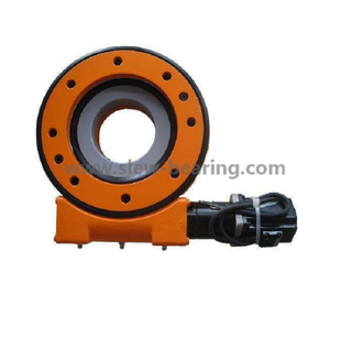 SE9 Worm gear Slewing Drive With Hydraulic Motor | Used In Industrial Robot