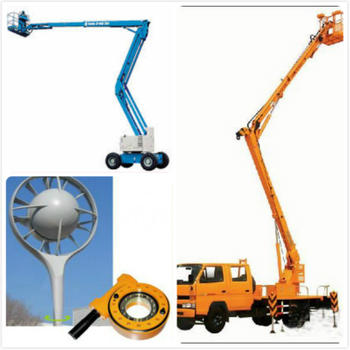 XuZhou Wanda slewing drive application