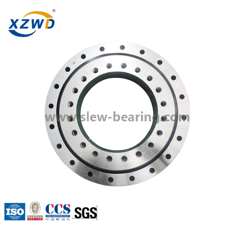 Customized Slewing Ring Bearings for Robotic Manipulator Palletizer