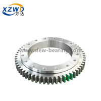 Welding Machine Single Row Four Point Contact Ball Slewing Bearing (HS)
