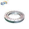 Non Geared Single Row Ball Slewing Bearing Turntable for Tower Crane