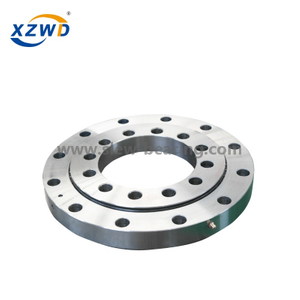 Large Diameter Single Row Cross Roller slewing bearing without gear