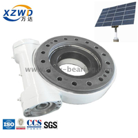 Hot sale China Wanda Sun solar tracking systerm use single worm gear slew drive