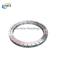 Heavy Machine Hot Sale Xuzhou Wanda Four Point Contact Ball Slewing Bearing for How to Purchase Slewing Support