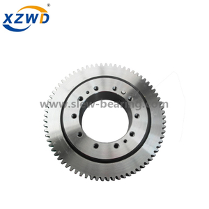 External Gear Four point contact Slewing Ring Bearing for Transport