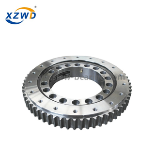 High Precision Single Row Four Point Contact Ball Slewing Bearing for Tower Crane Machine