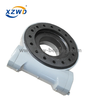 WEA9 slewing drive with hydraulic motor for machine arms