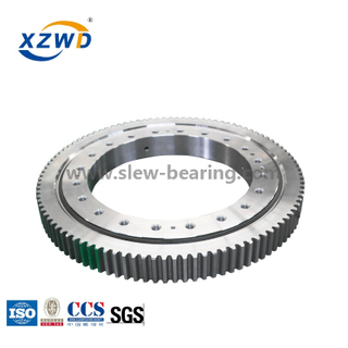 Good Quality Turntable Bearing Manufacturer External Gear Slewing Ring Bearing
